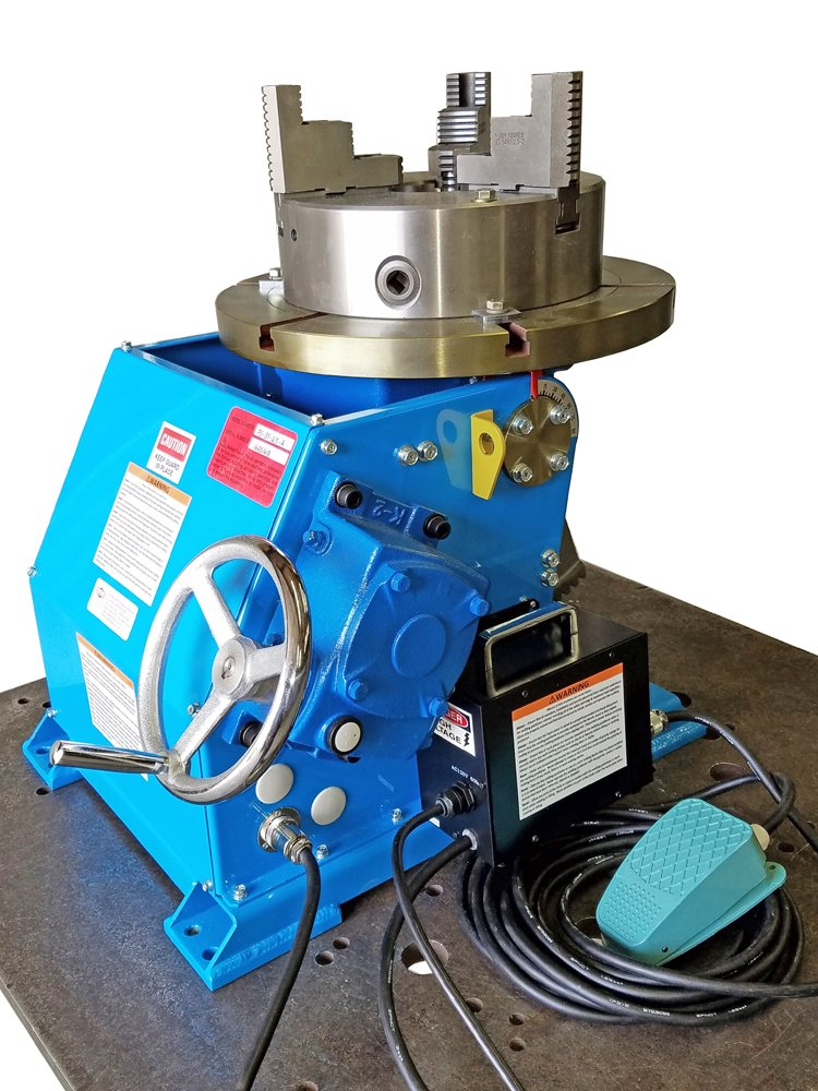 PS-3F with MT Series Welding Chuck