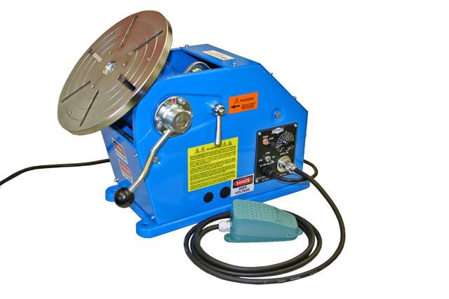 PS-1F Benchtop Welding Positioner