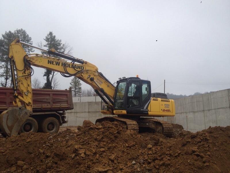costruzione fognature alessandria