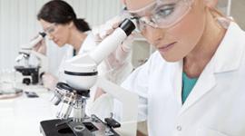 analisi in laboratorio