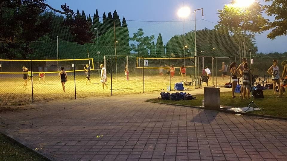 Campetto da beach volley