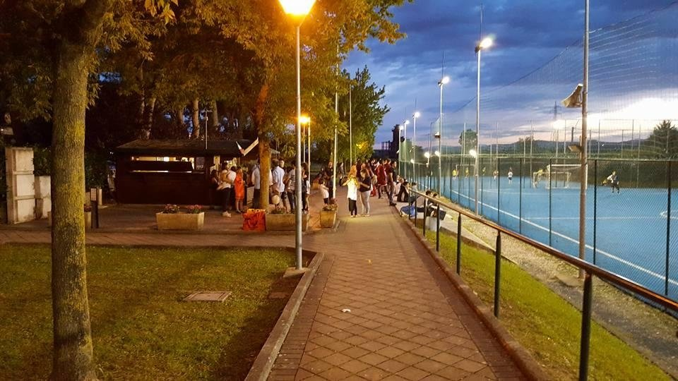 Campi da calcetto e beach volley a Perugia
