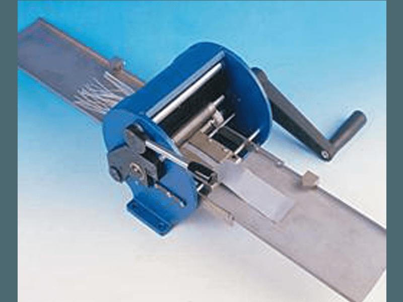 Separatore fili per cavi piatti versione manuale motorizzabile