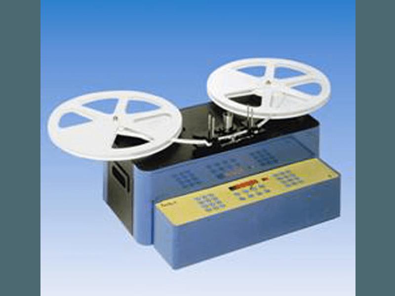 Contapezzi motorizzata per il conteggio di componenti SMD nastrati