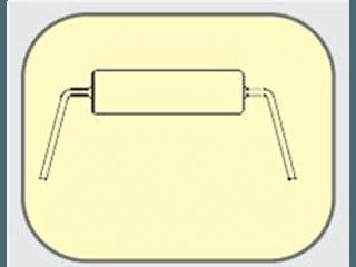 Tabella macchina manuale TP/IC-F forma reofori integrati