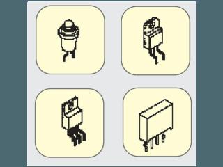 Forme progettate con Matrici Speciali