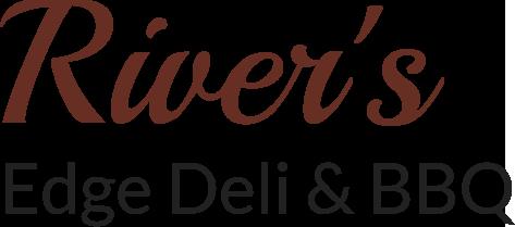 River's Edge Deli & BBQ  logo