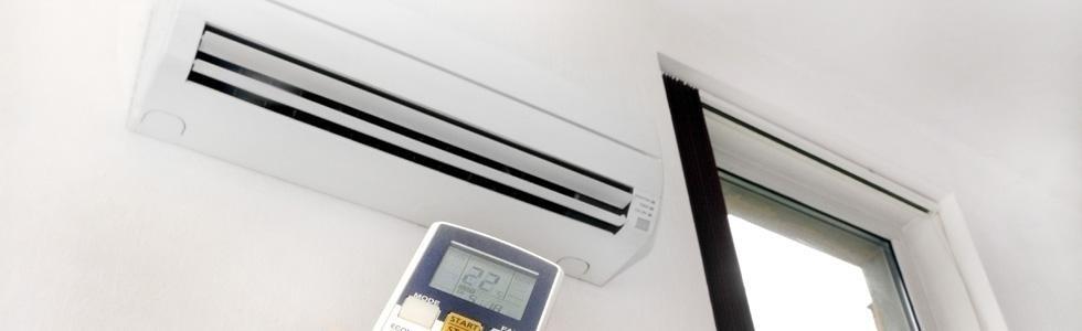 Einbau von Klimaanlagen