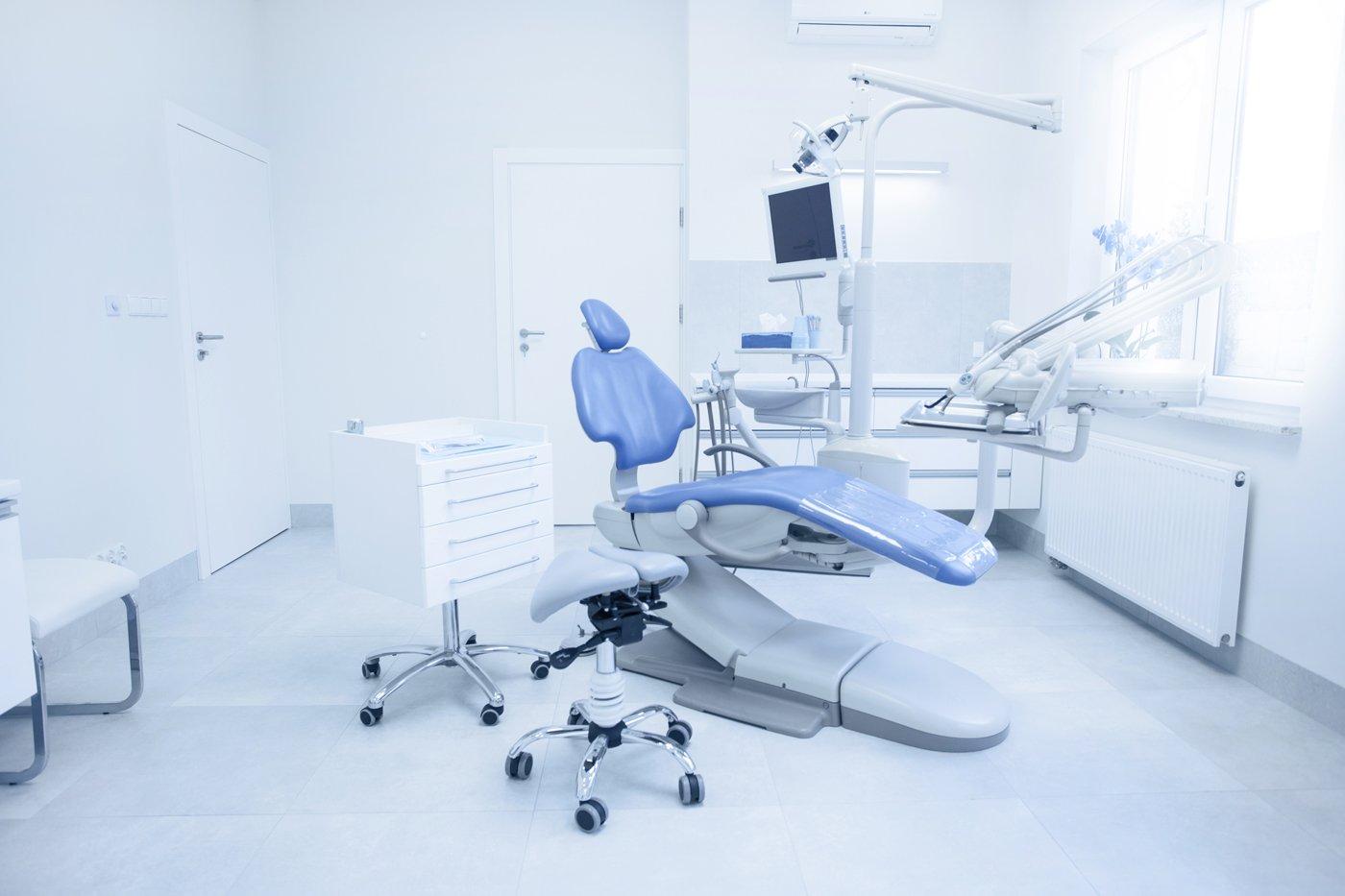 sala visite dentistiche