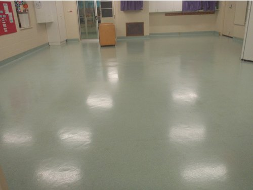 Professional Contract cleaners floors