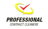 Professional Contract Cleaners logo