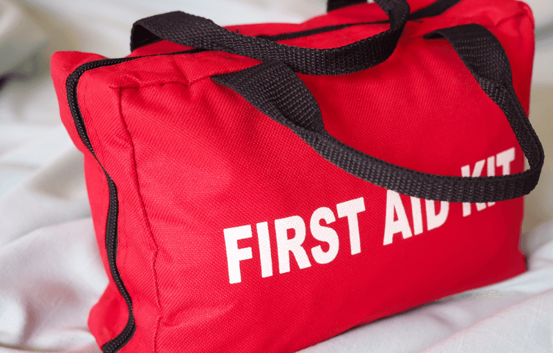 First Aid Bag from Assist First Aid