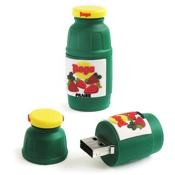 BOTTLE USB DISK דיסק און קי בקבוקון