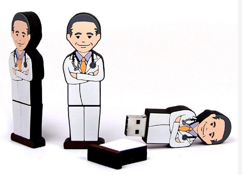 DOCTOR SHAPE USB DISK דיסק און קי רופא
