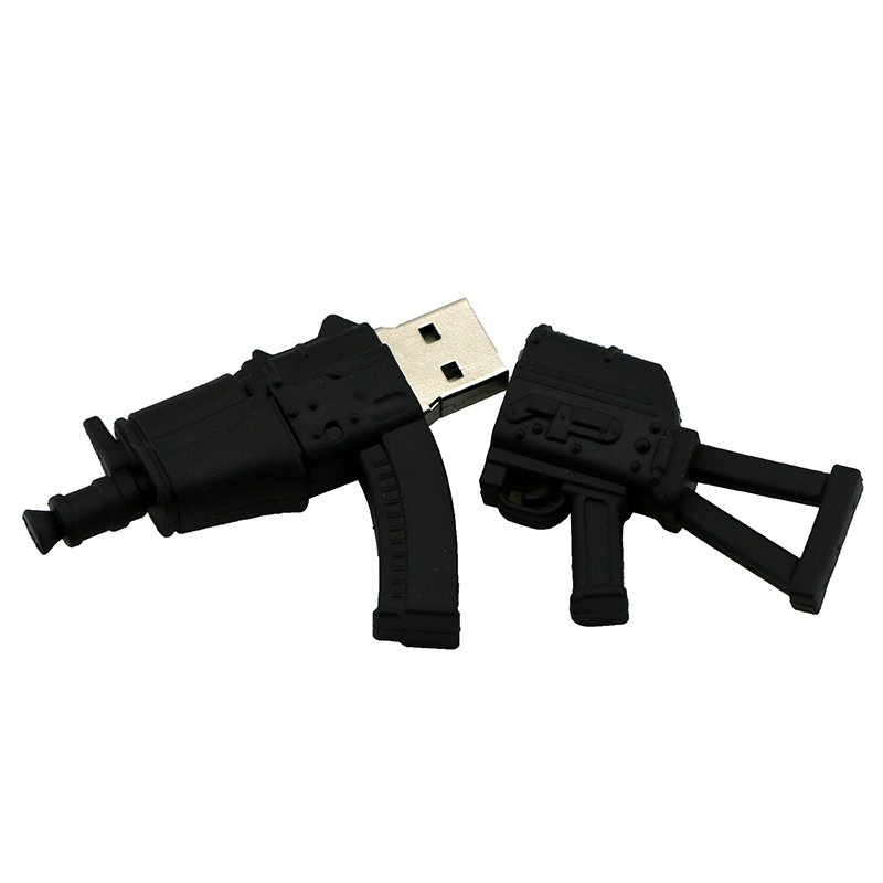 GUN USB DISK דיסק און קי במראה רובה