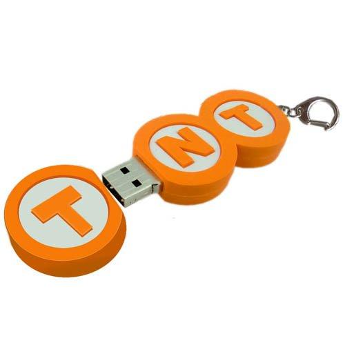 TNT LםGO SHAPE USB דיסק און קי לוגו טיאנטי
