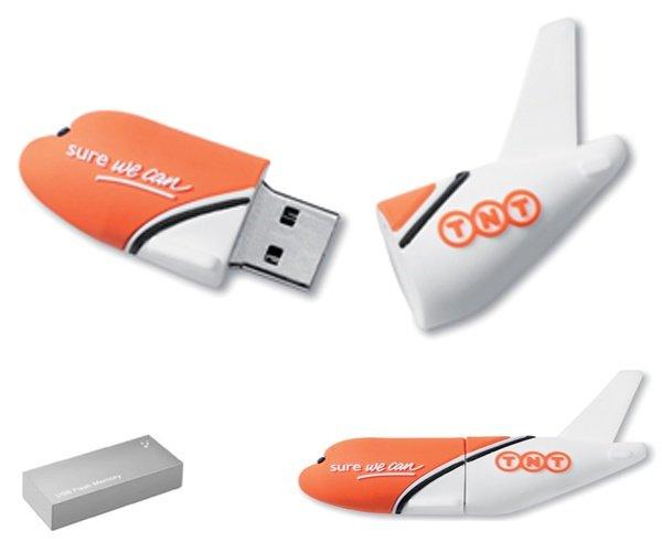 TNT PLANE USB דיסק און קי מטוס טיאנטי