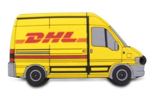 DHL CAR USB דיסק און קי רכב ד אייץ אל