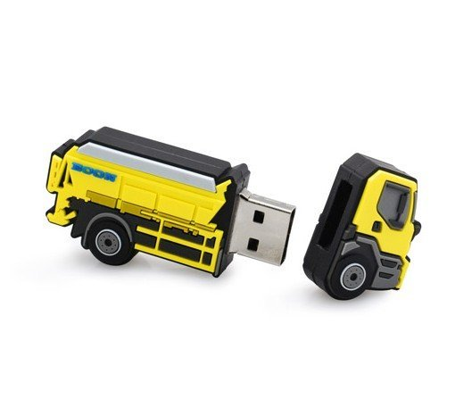TRUCK USB משאית דיסק און קי
