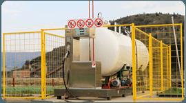 gas per autoveicoli