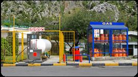 bombole gas industriale