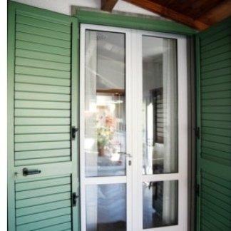 persiane porte finestre