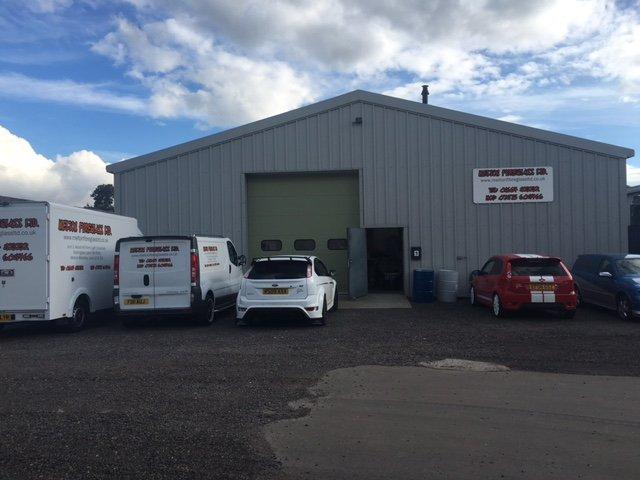 car warehouse