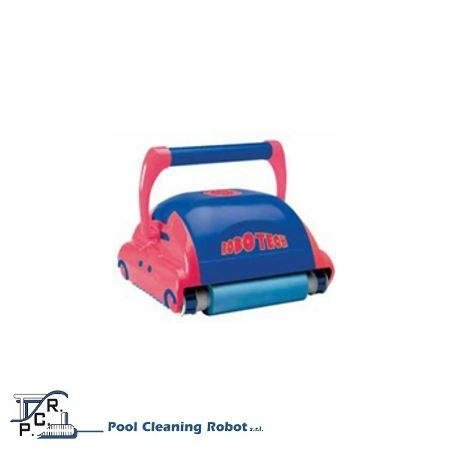 Robotech, pulizia piscina, aquatron, robot piscina