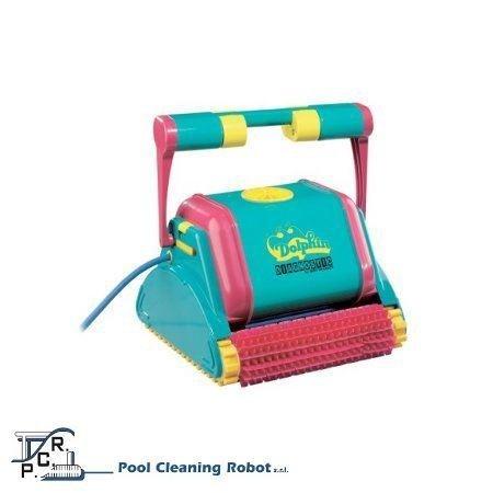 Mytronics Plus, Dolphin 2001, robot pulisci piscina