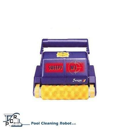 Sweepy m3, robot pulizia piscina