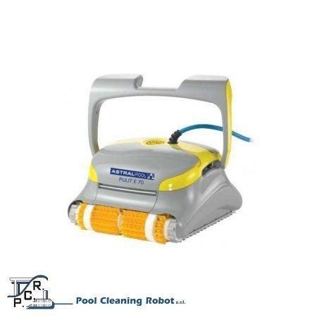 Modello Mytronics Pulit-e, robot pulisci piscina