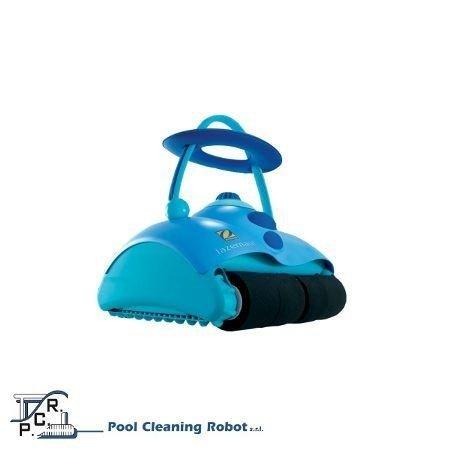 Lazernaut, robot pulizia piscina
