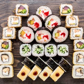 Sushi Bar Laredo, TX