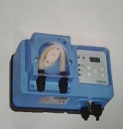 Pompa peristaltica digitale, proporzionale con strumento di ph incorporato