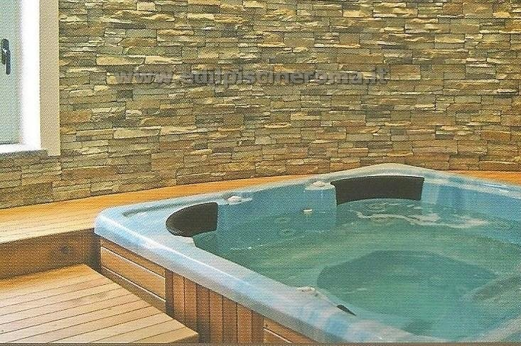 Piscine coperte e in casa roma edil piscine piscina interna - Piscina interna casa prezzi ...