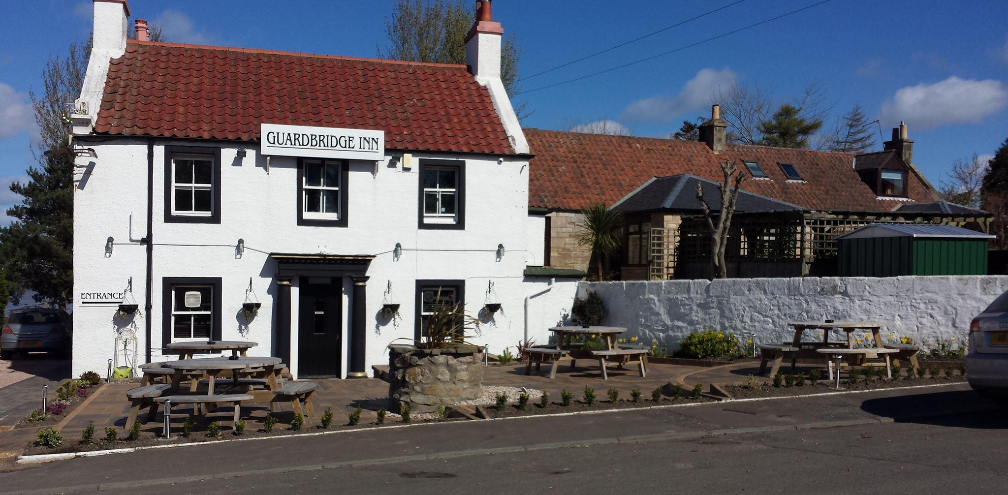 Our restaurant inn in St Andrews