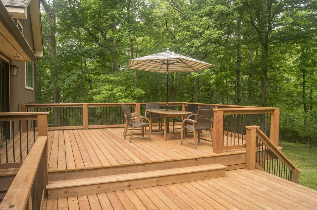 Decking Materials Pros Cons With