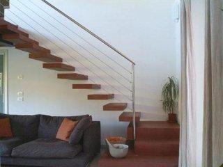 scale legno acciaio