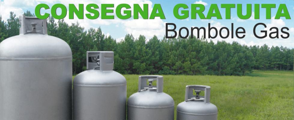 consegna gratuita bombole a gas