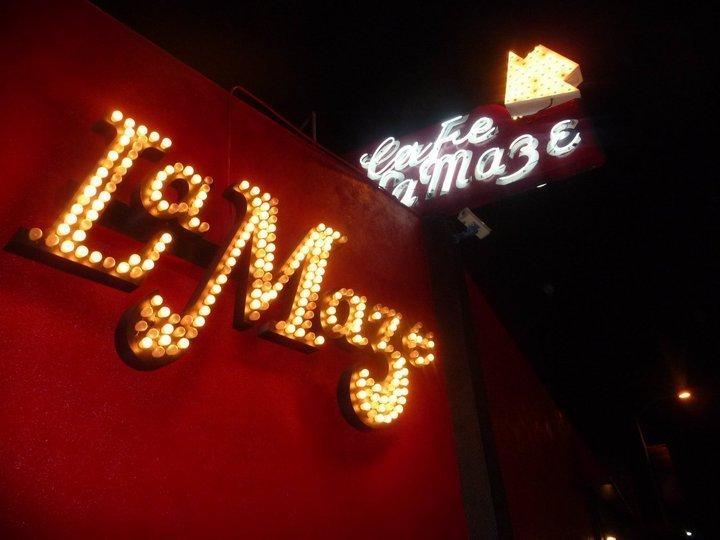 Cafe La Maze Happy Hour