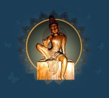 Avatar of Lord Buddha