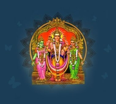 Image of Lord Murugan