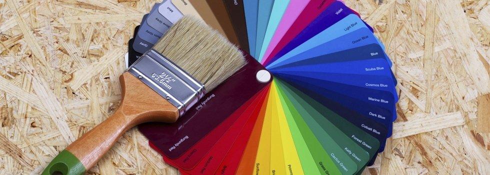 colori e vernici