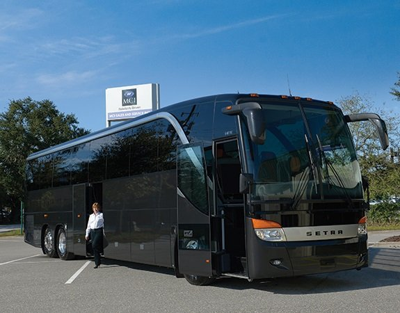 Corporate Commuter Bus