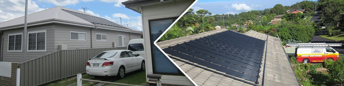 solar services employee gulf panel installed
