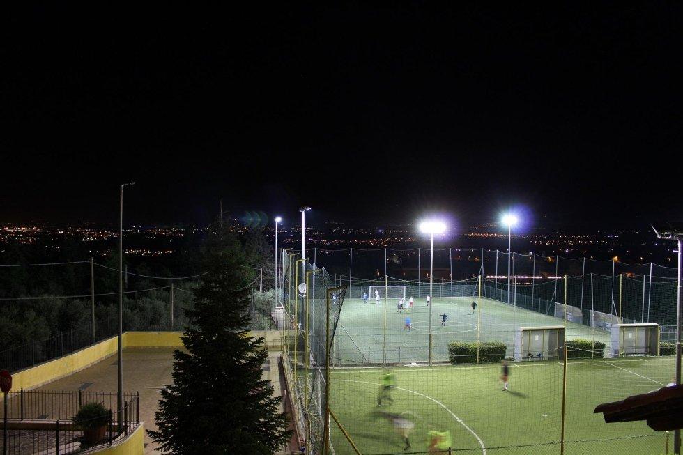 Impianti sportivi La rosa dei venti