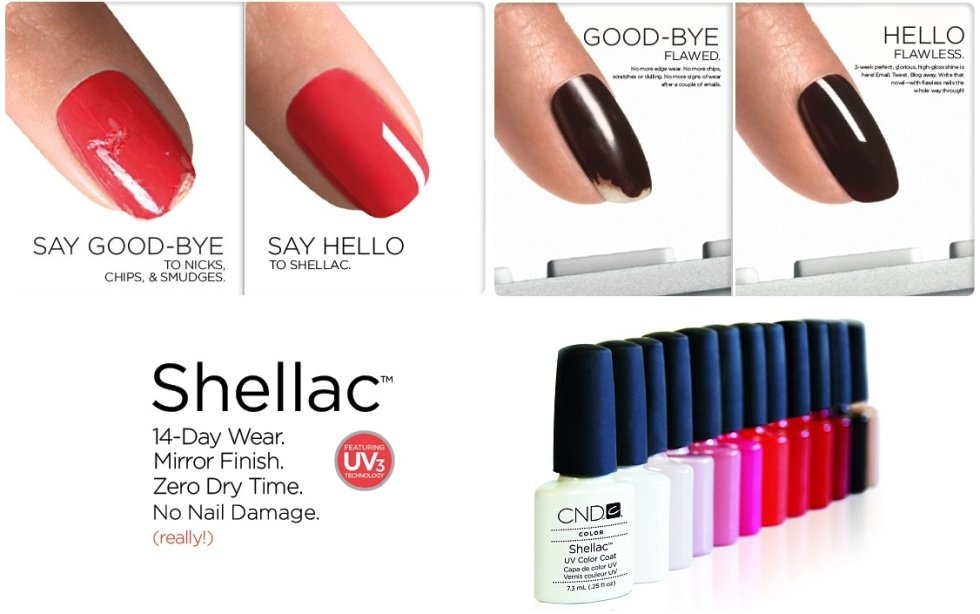 gel color shellac