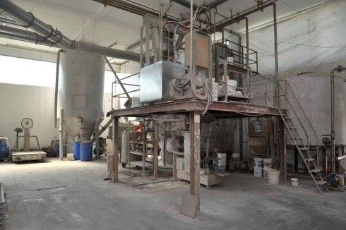 produzione materiali pittura
