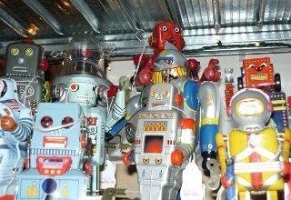robot gioco