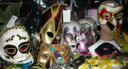 vendita maschere veneziane